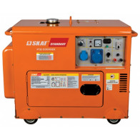 Дизельная электростанция SKAT УГД-5300ЕК