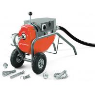 Машина для прочистки труб и каналов спиралями R 80