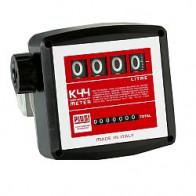 Piusi K44 счетчик расхода учета дизельного топлива солярки